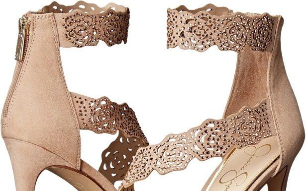 Pantofi cu toc Jessica Simpson