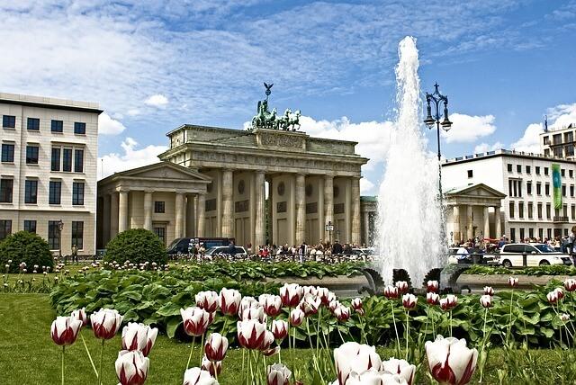 Berlin, Poarta Brandenburg
