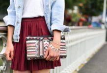 geanta plic un accesoriu la moda