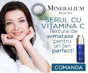 mineralium serul cu vitamina c pentru ten